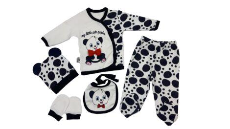 Compleu model Panda, cinci piese