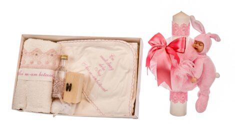 set-botez-iepuras-doua-piese-culoare-roz-scaled-1.jpg