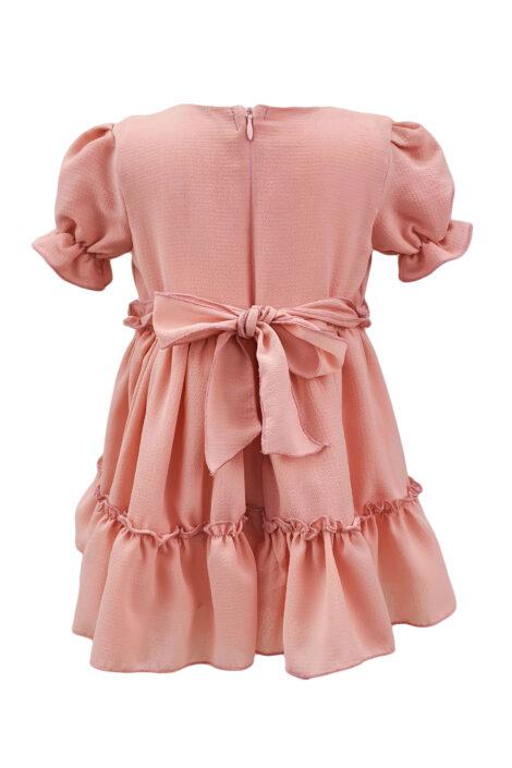 Rochie eleganta pentru fetite culoare roz